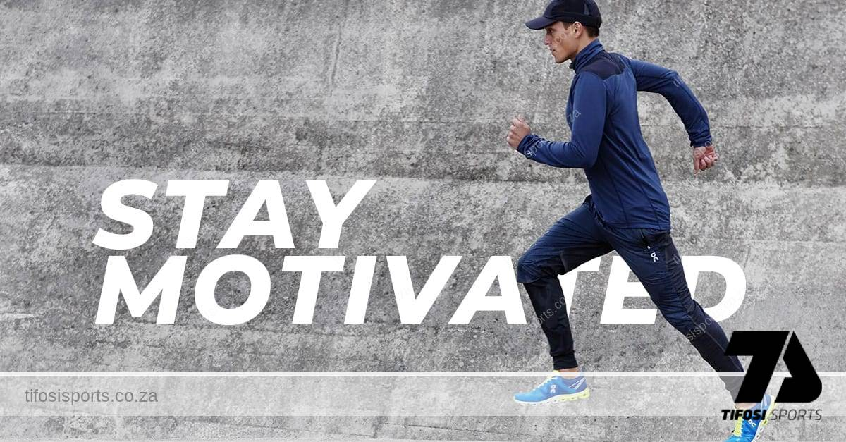 5 Ways to stay mentally motivated Tifosi Sports