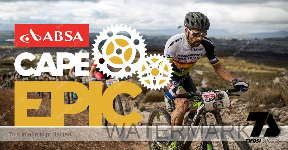 On-Running Shoes Official Sponsor Absa Cape Epic Tifosi Sports