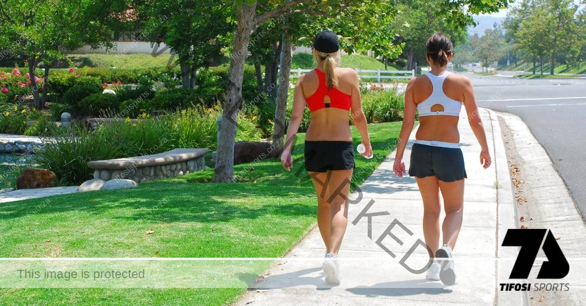 Walking for exercise: here's how to do it right