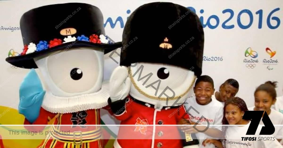 Wenlock and Mandeville, Created for the 2012 Summer Olympics and Paralympics in London