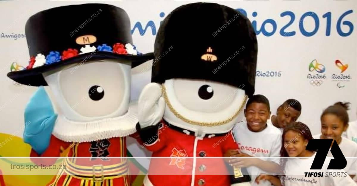6 of the world's strangest sports mascots