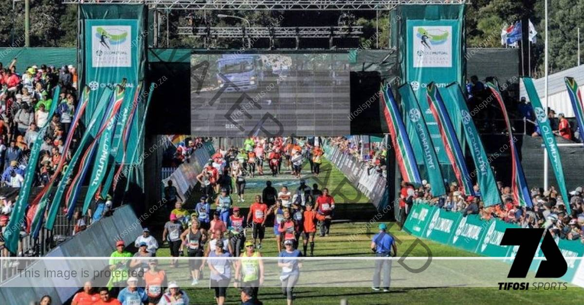 Here's where to see all the action from the Two Oceans Marathon