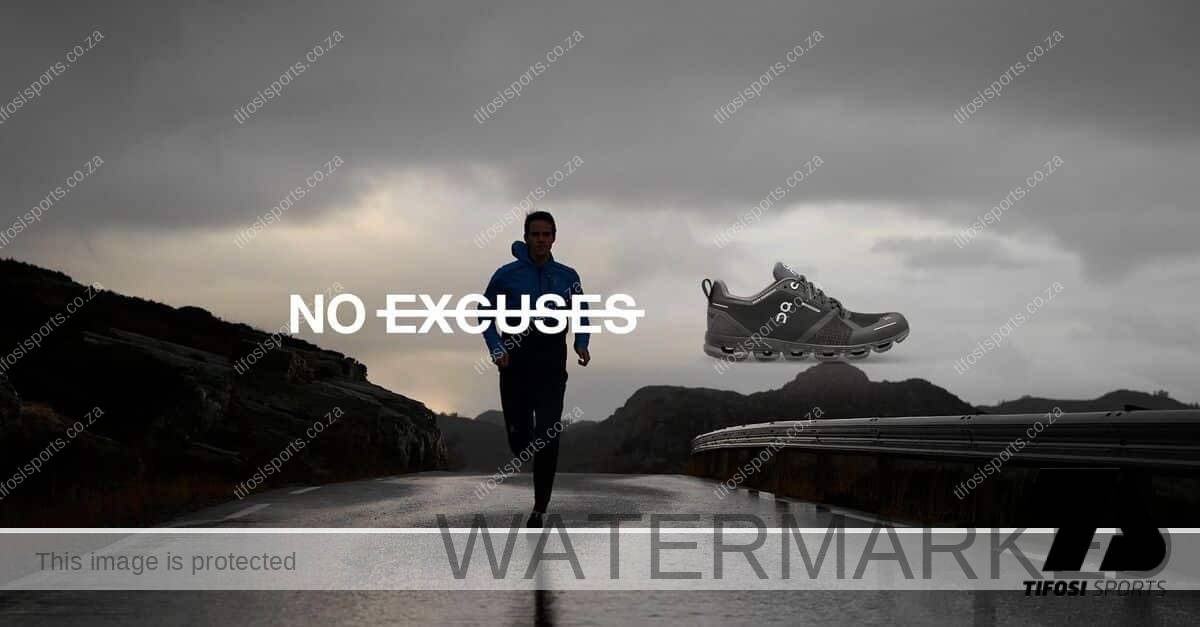 On Athlete running, no excuses - Tifosi Sports