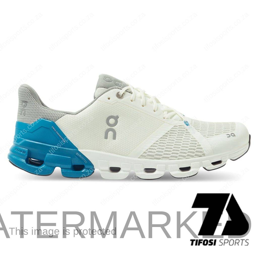 on-running - Cloudflyer - White Blue - Right Shoe